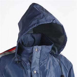 mens traditional postal hooded rain jacket for letter car With letter carrier jacket