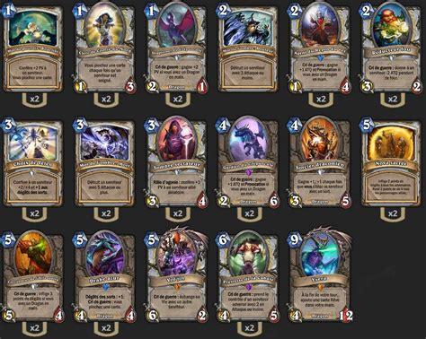 legendary deck hearthstone