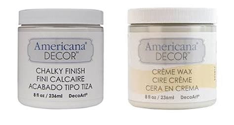 Americana Decor Chalky Finish Paint Tutorial by All Is Calm All Is Bright Shabby Boutique