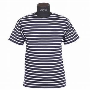 T Shirt Mariniere Homme : tee shirt marin homme ~ Melissatoandfro.com Idées de Décoration