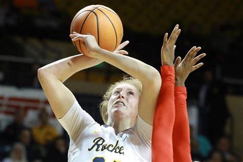 michaela rasmussen womens basketball university