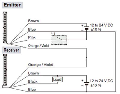 general purpose slim body area sensor na  io circuit  wiring diagrams automation
