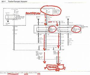 Diagram For 2001 Ford F 250 Trailer Wiring Harnes