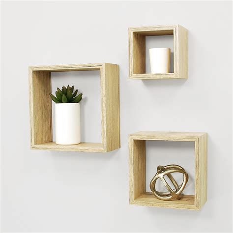 Square wall shelves yourfragrance info. Decorative Shelves | The Home Depot Canada
