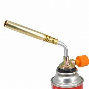 2140 Gas Torch Jet Butane Flame Gun Blow Burner Welding