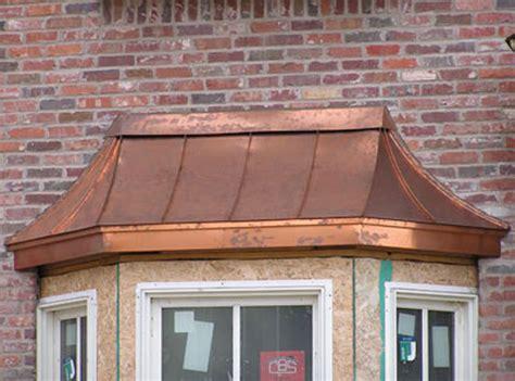 bay windows custom copper designs