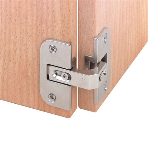 hafele kitchen cabinet hinges hafele 343 90 710 pie cut corner hinge nickel plated 4109