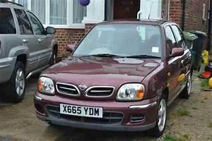 Nissan Micra 2000 : nissan 2000 micra se auto red car for sale ~ Medecine-chirurgie-esthetiques.com Avis de Voitures