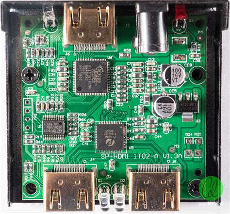 Teardown Analysis Unbranded Metal Case Hdmi Port