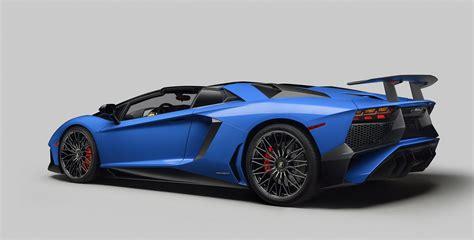 2016 Lamborghini Aventador Sv Roadster  Dubicars News