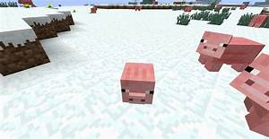 Minecraft Baby Pig by PrettyPikachu99 on DeviantArt