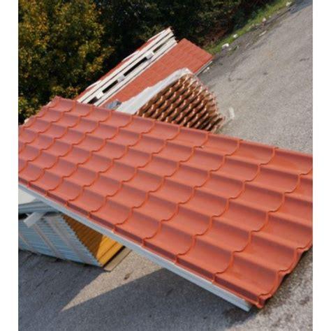 panneau tuile isole prix revetements modernes du toit