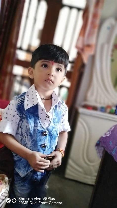 Divu Child Model from Rampur - India, Portfolio