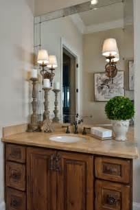 Mirror Styles For Bathrooms by Tuscan Style Bathroom World Feel Antiqued Mirror