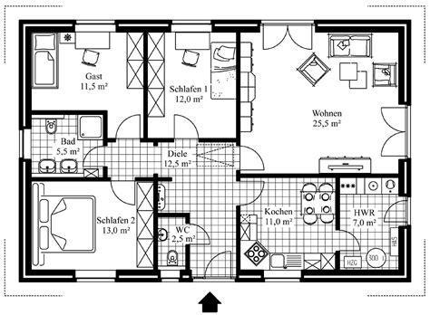 Häuser Grundrisse Beispiele by Haus Grundrisse Beispiele Kern Haus Familienhaus Signum