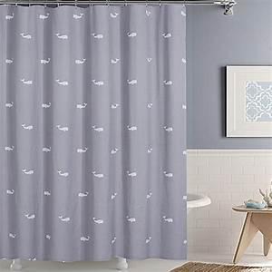 Moby Shower Curtain - www BedBathandBeyond com