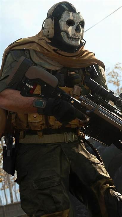 Ghost Cod Warfare Iphone 4k Sniper Season