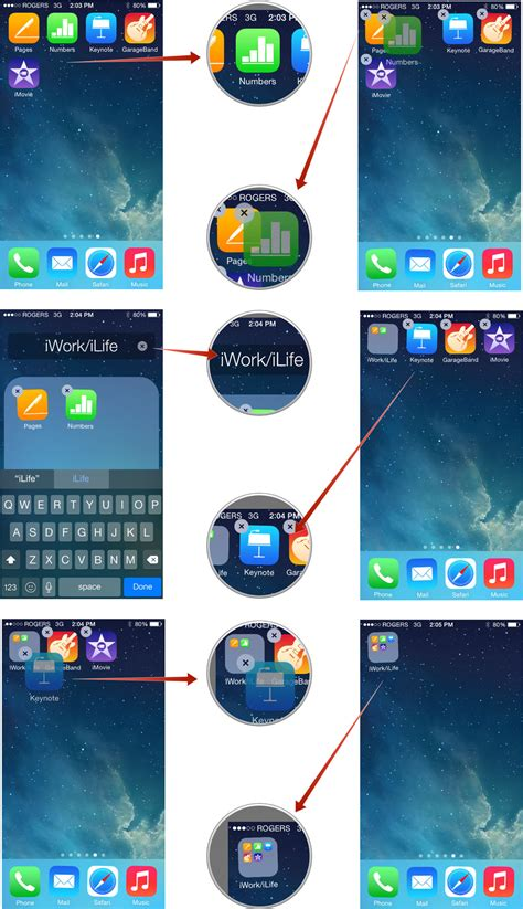 iphone app folder how to create folders and add apps on your iphone or