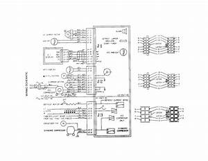 Wiring Diagram For Fridge Freezer