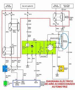 Diagrama El U00e9ctrico De Aire Acondicionado