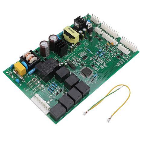 ge refrigerator motherboard pgssrka life maker