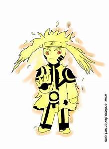 Naruto Kyuubi Sage Mode by Erniesa on DeviantArt