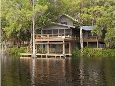 Charming Withlachoochee River Home Hidden VRBO