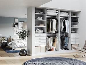 Chambre Dressing : dressing sur mesure le rangement pratique ~ Voncanada.com Idées de Décoration