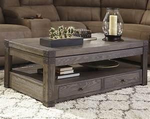 Loon peak bryan coffee table with lift top reviews wayfair for Coffee table sale online