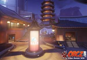 Overwatch Lijiang Tower The Video Games Wiki