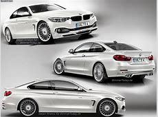 Alpina B4 Rendered Could this Be Alpina's Take on the 4
