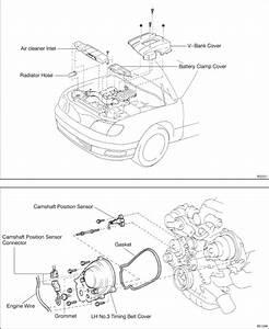 Lincoln Ls Engine Diagram Camshaft Position Sensor