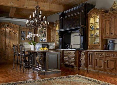 Alluring Tuscan Kitchen Design Ideas With A Warm