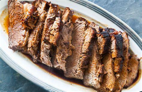 easy beef brisket recipe simplyrecipes com