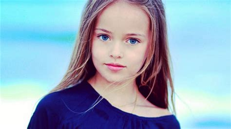 Meet The Worlds Prettiest 9 Year Old