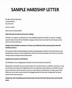 Hospital Bill Format Download 6 Hardship Letter Templates 6 Free Sample Example