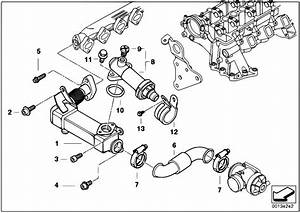 Original Parts For E83n X3 2 0d M47n2 Sav    Engine