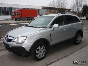 Opel Antara Edition Pack : 2007 opel antara 2 0 cdti dpf edition 4x4 18 car photo and specs ~ Gottalentnigeria.com Avis de Voitures