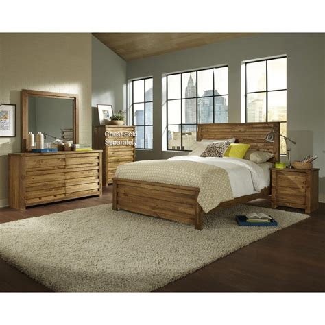 Melrose 6piece Calking Bedroom Set
