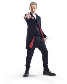 b design vinyl test revealed capaldi 39 s doctor who costume