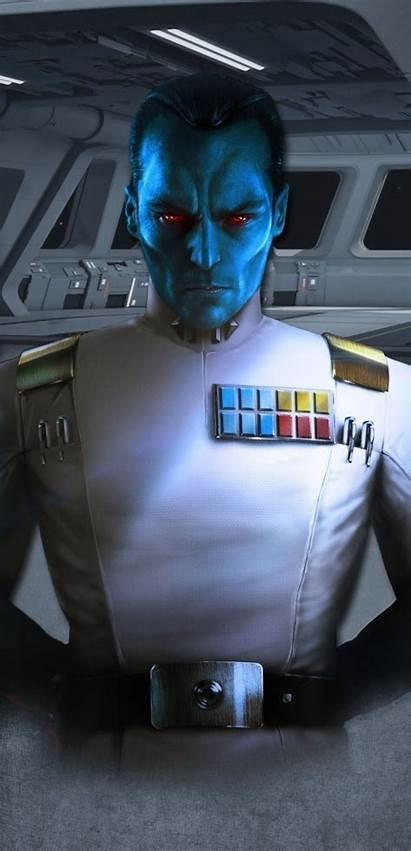 Wars Thrawn Admiral Grand Iphone Memes Zahn
