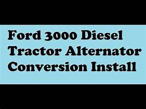 Ford Diesel Tractor Wiring Diagram