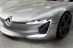 Argus Automobile Renault : en images les secrets du concept car renault trezor photo 7 l 39 argus ~ Gottalentnigeria.com Avis de Voitures