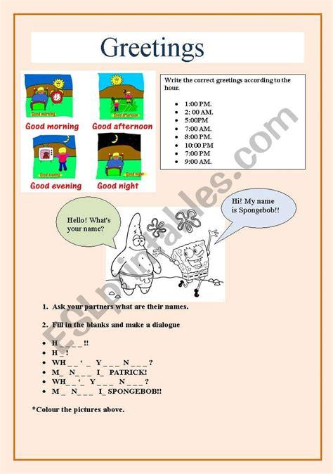 introducing  esl worksheet  elenita