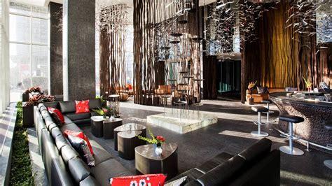 downtown atlanta hotels  atlanta downtown features