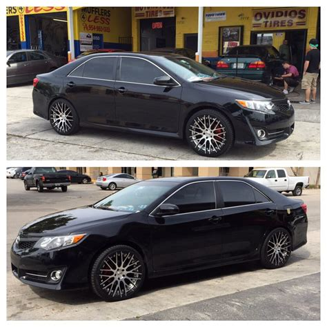 2014 toyota camry 18 quot wheels ovidios tires yelp
