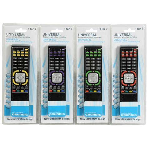 Grundig 38792 Universal Remote   ELF International Ltd