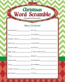Good Christmas Party Games