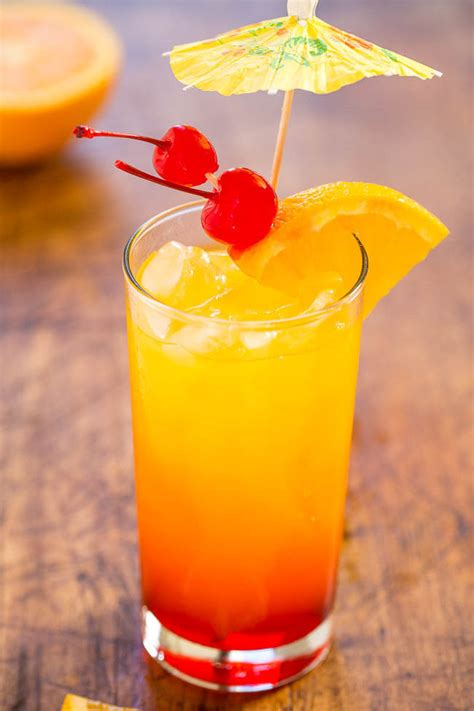 fresh cocktails  feel  summer breeze easy