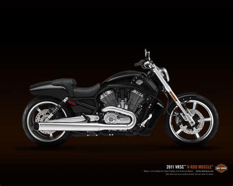 Harley Davidson V Rod Muscle Wallpaper